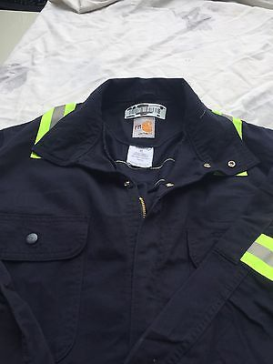 Carhartt FR HRC -2     Safety Coveralls 8.7 (ATPV) 2112 Size Large Regular
