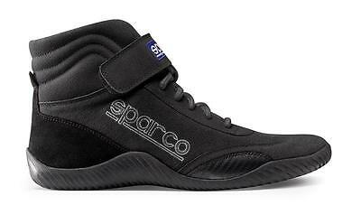 Sparco Black Race Competition Shoes Size 13 | 00127013N