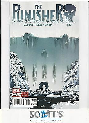 Punisher   #12  New   (Bagged & Boarded)  Freepost