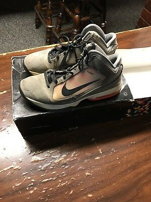Nike Air Max Hyperfly Basketball Shoes Men's Size 9 - Original Box Included