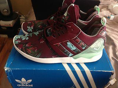 Men's Adidas ZX 8000 Boost Running Shoes/Sneakers Size 9.5
