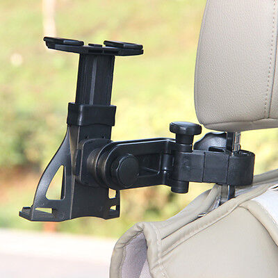 Universal Car Back Seat Headrest Mount Holder Stand For iPad 2 3 4 Mini Tablet .