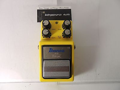 Ibanez Fl-9 Flanger Effects Pedal Made In Japan Free Usa Shipping
