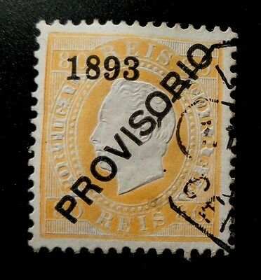 Portugal stamp #96 used VF