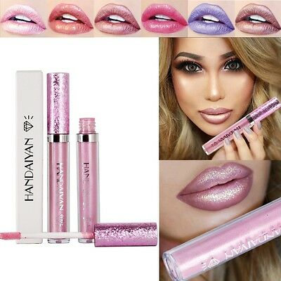 Waterproof Long Lasting Liquid Velvet Matte Lipstick Makeup Lip Gloss Lip Pen