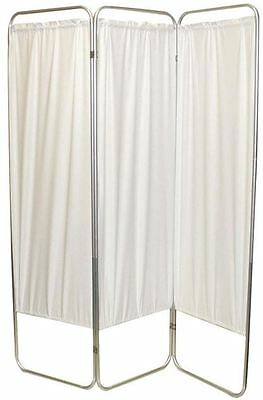 Standard 3-Panel Privacy Screen - Changing Divider - Room Panel