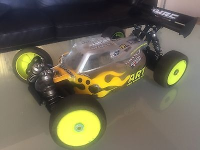 Mugen MBX7 1/8 Buggy Électrique Brushless Seiki 4wd