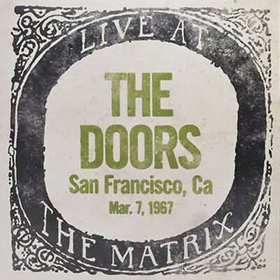 The Doors Live At The Matrix '67 Vinile Lp 180 Grammi Record Store Day 2017