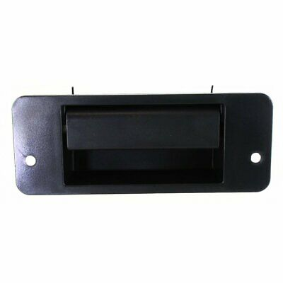Rear Right or Left New Door Handle Econoline Van Black Driver Passenger Side