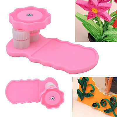 Paper Quilling Crimper Machine Wave Crimping Papercraft Quilled Rolling Tool DIY