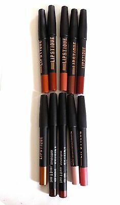 Lord & Berry Ultimate Lipstique Lipstick Chubby Pencil Crayon Pick A Shade