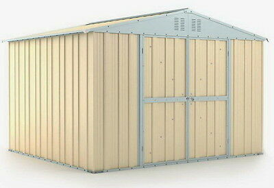 Garden Shed 3.07m X 2.69m Double Doors