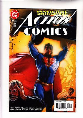 Action Comics 800  Superman 1st print