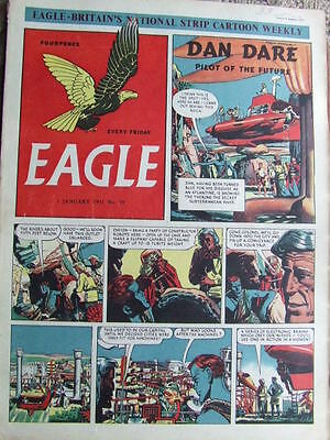 Eagle Vol 1 No 39 (1951). See listing for much cheaper combined shipping costs.