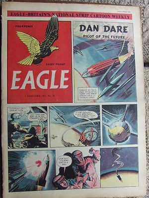 Eagle Vol 1 No 43 (1951). See listing for much cheaper combined shipping costs.