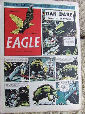 Eagle Vol 1 No 44 (1951). See listing for much cheaper combined shipping costs.