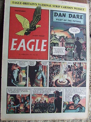 Eagle Vol 1 No 45 (1951). See listing for much cheaper combined shipping costs.
