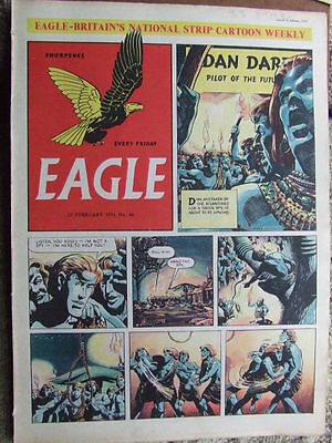 Eagle Vol 1 No 46 (1951). See listing for much cheaper combined shipping costs.