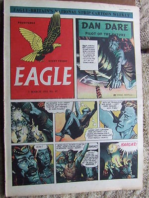 Eagle Vol 1 No 47 (1951). See listing for much cheaper combined shipping costs.