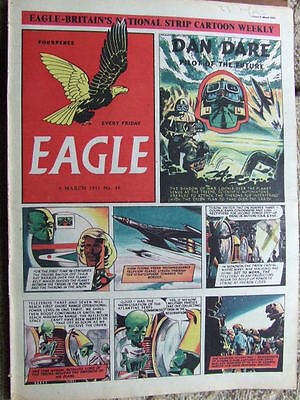 Eagle Vol 1 No 48 (1951). See listing for much cheaper combined shipping costs.