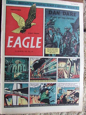 Eagle Vol 1 No 49 (1951). See listing for much cheaper combined shipping costs.