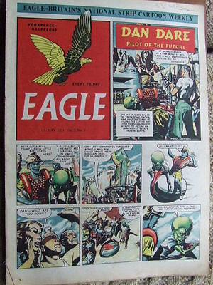 Eagle Vol 2 No 5 (1951). See listing for much cheaper combined shipping costs.