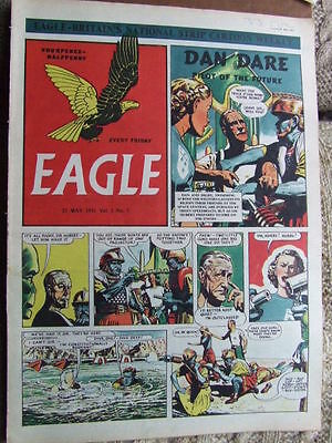 Eagle Vol 2 No 7 (1951). See listing for much cheaper combined shipping costs.