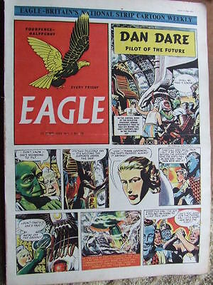 Eagle Vol 2 No 10 (1951). See listing for much cheaper combined shipping costs.