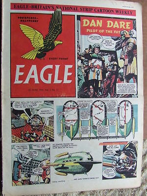 Eagle Vol 2 No 11 (1951). See listing for much cheaper combined shipping costs.