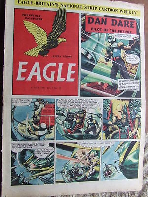 Eagle Vol 2 No 13 (1951). See listing for much cheaper combined shipping costs.