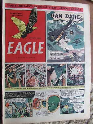 Eagle Vol 2 No 16 (1951). See listing for much cheaper combined shipping costs.