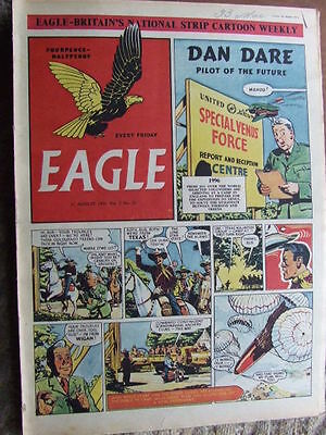 Eagle Vol 2 No 21 (1951). See listing for much cheaper combined shipping costs.