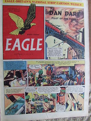 Eagle Vol 2 No 24 (1951). See listing for much cheaper combined shipping costs.