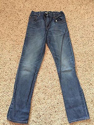 youth boys GAP Kids 1969 Slim jeans size 16 Regular