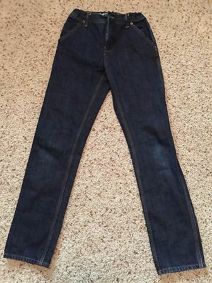 youth boys GAP Kids 1969 Original jeans size 16 slim