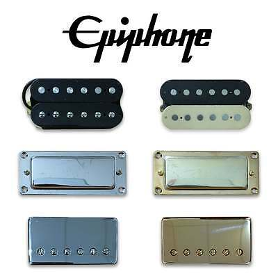 Epiphone Genuine Neck and Bridge Pickups - (New old stock)