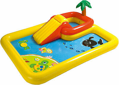 "Neu Intex Planschbecken ""Playcenter Ocean"", 254 x 196 cm 6245486"