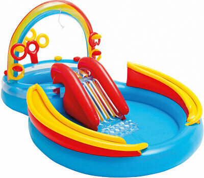 "Neu Intex Planschbecken ""Playcenter"", 297 x 193 cm 6202378"