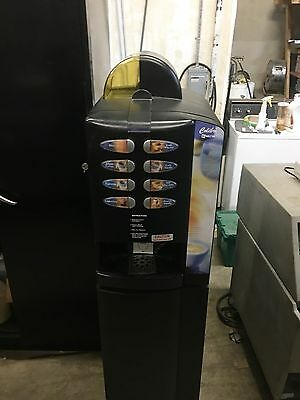 Necta Colibri12 Single Cup Bean Coffee Expresso Machine with Stand Priced Cheap