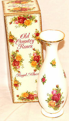 "Royal Albert ""Old Country Roses"" Vase"