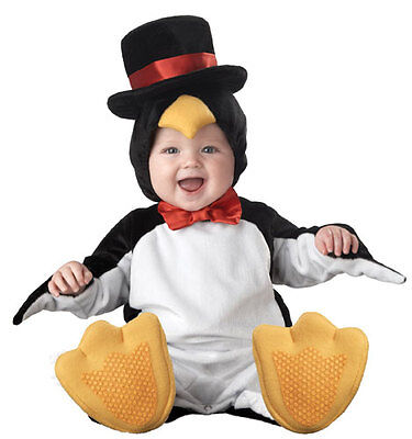 Lil' Penguin Infant Halloween Costume size 6-12 Months SMALL