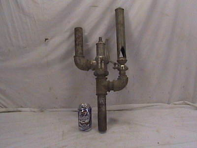 Cosby Steam Whistle Vintage Crosby Blow Off Valve