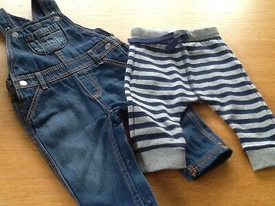 Baby boys dungarees and joggers from M/S