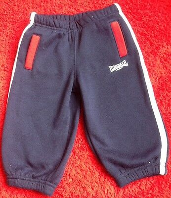 BABY Lonsdale bottoms / trousers 6-12 months Boys Clothes