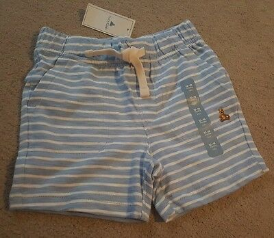 Baby Gap blue shorts size 12-18 months