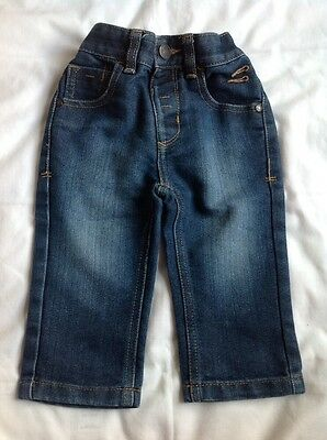 Baby Boys Jeans 12-18 months trousers with adjustable waist clothes