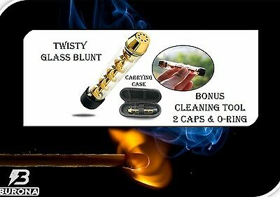 Twisty Glass Blunt Blunts New  Lot Of 20 Fast Free Shipping From California