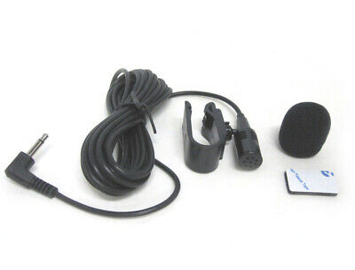 Bluetooth 2.5 mm Microphone fits Pioneer Handsfree Car Stereo