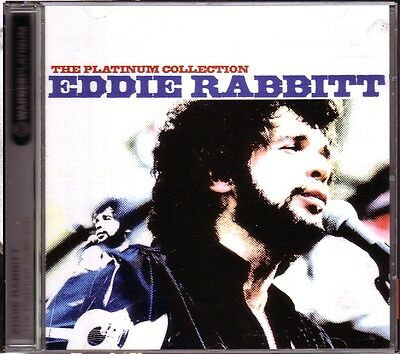 CD (NEU!) Best of EDDIE RABBITT (I love a rainy Night Drivin' my life away mkmbh