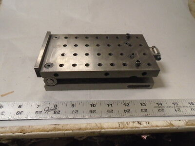 MACHINIST TOOL LATHE MILL Tool Makers Ground Adjustable Sine Plate Block Fixture